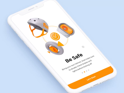 Flash Onboarding illustrations micromobility onboarding illustration interface application ux ui ramotion design app icon user interface user experience ui