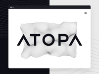 Atopa Marketing Website Animation website animation web design company web design agency web menu landing page marketing website web design ux interface application ui ux ui app user interface user experience design ramotion
