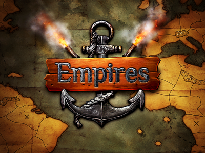 Empires Game Splash Screen