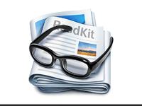 Readkit macos app icon ramotion