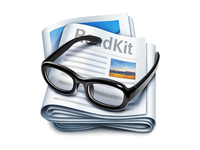 ReadKit Mac App Icon | RSS