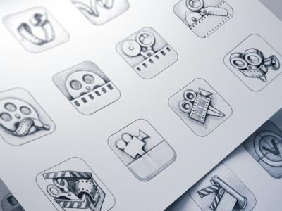 Vizzywig iOS Icon Design Process