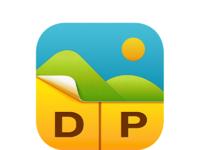 Depict app icon ios7 design ramotion big