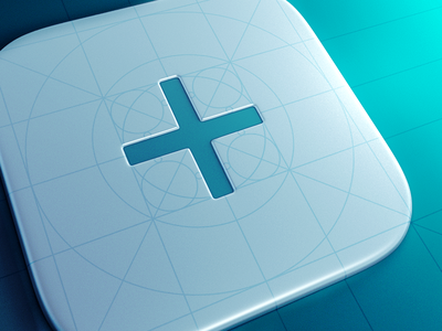 Gneo iOS App Icon | iPhone, Design iphone ios 7 flat design icon ramotion design productivity plus task to-do mac android