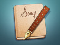 Songs Mac App Icon