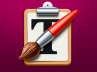 Paste Styler MacOS App Icon