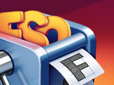 FontSieve Mac App Icon