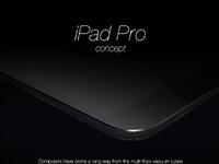 Ipad pro design attachment