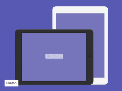 iPad Sketch Mockup free mockup psd mockup tablet mockup ipad mockup