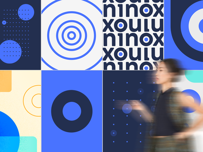 Ninox Brand Application branding