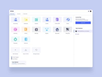 Ninox user interface evolution   part 2