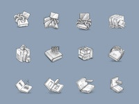 Mac app icon sketches ramotion