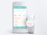 Medical app ui full size
