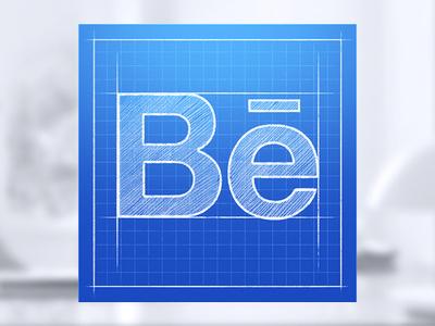 Behance WIP Mac App Icon