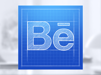 Behance WIP Mac App Icon