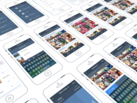 iPhone App Design | UX, UI, iOS