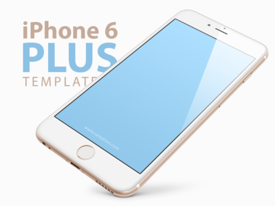 iphone 6 plus white. iphone 6 plus template mockup [psd] iphone plus white