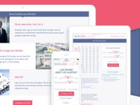 Consumer Loans Website