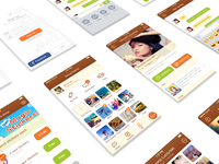 Chat App UI Design