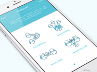 iOS App Illustrations