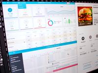 Web Platform Dashboard