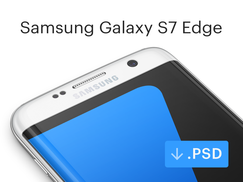 Samsung Galaxy Android Mockup [PSD] by Ramotion on Dribbble
