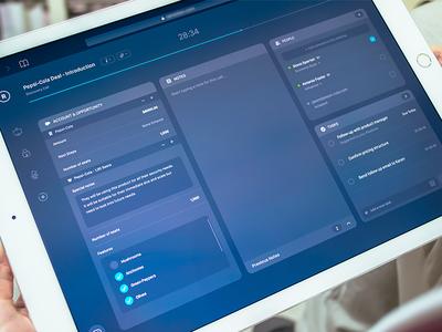 Web Sales Platform Dashboard