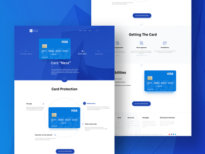 Landing Page Website ux clean ui page layout app website landing page corporate website ecommerce front end developer homepage web layout web ui design web app web ui ui blue website ui design