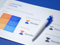 Xender Branding