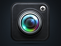 Camera+ iPhone App Icon