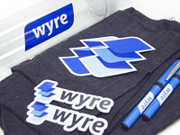 Wyre Brand Swag