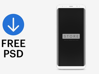 Android Mockup Samsung Clay download freebie free ramotion ui sketch psd clay phone samsung galaxy samsung android
