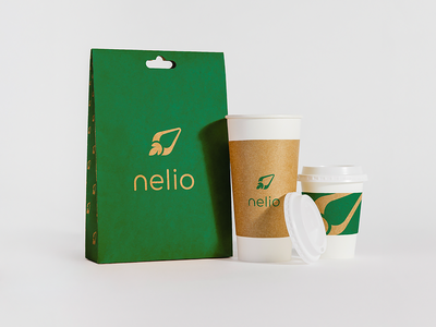 Nelio Brand Packaging