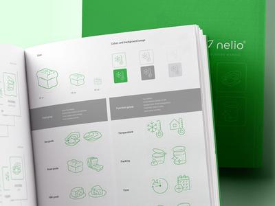 Nelio Pictograms Design System