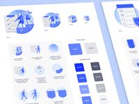 Vyta Illustrations Design System