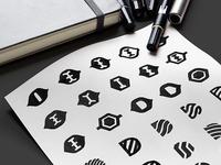 Descript Logo Options