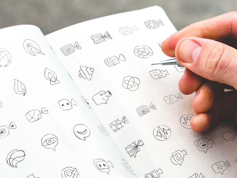 Hand-drawn Sketches