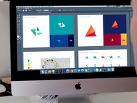 Logo Options Color Exploration