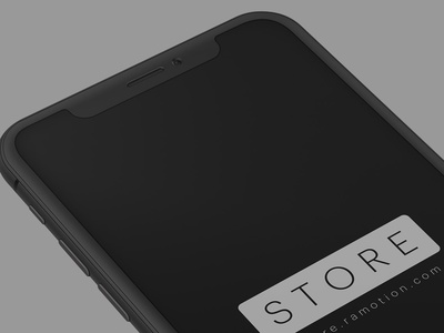 iPhone X Mockup phone download freebie free sketch psd clay iphone x mock-up mockup iphone