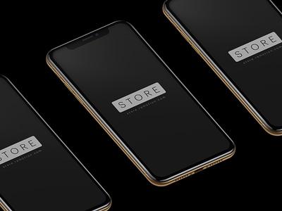iPhone XS Mockup phone mock-up download freebie sketch ui free iphone x mockup iphone iphone xs psd