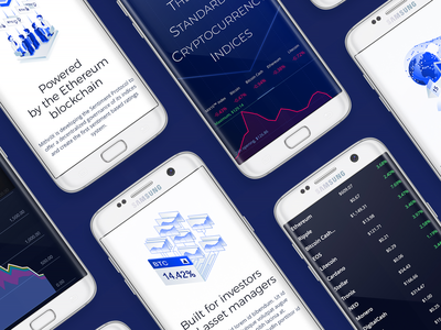 MithrilX Mobile Website