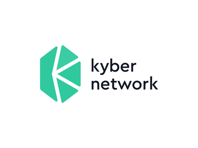 Kyber Network – Brand Identity Design sign wordmark guide visual brand assets logo animation logo construction animated logotype symbol mark draft shape exploration cryptocurrency website branding website logo design brand identity designer blockchain service logomark geometric sign mark color pallete padding cryptocurrency exchange straight clean shapes color geometric typeface font family whitespace padding style guide brandbook