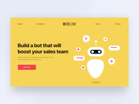 Wizeline – Marketing Website Design