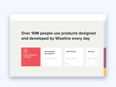 Wizeline Marketing Website Design – Part 2