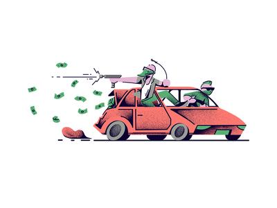 #Randominds: Cash Tail