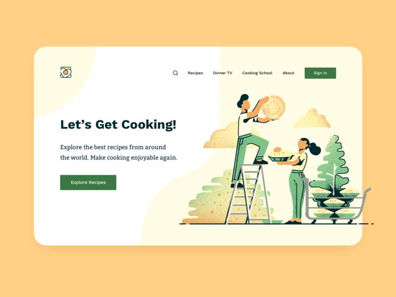 #Randominds: Honey Day web page webpage marketing website website landing page web design