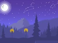 Chilly Nights 4k