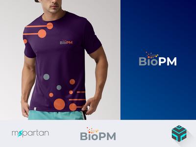 BioPM Logo Design