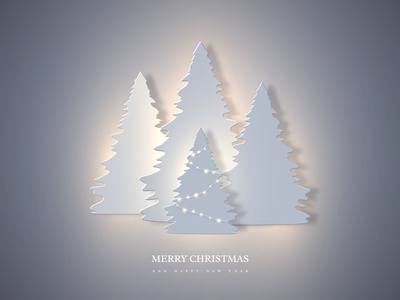 Christmas holiday design.
