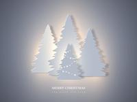 Christmas holiday design.